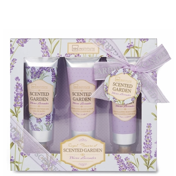 Idc set de ba o royal flowers of scented garden precio for Set de bano baratos
