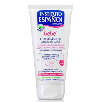 Bebé Crema Bálsamo de Instituto Español