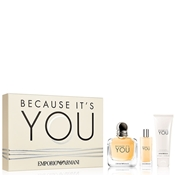 BECAUSE IT'S YOU Estuche de Armani