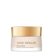 GOLDÂGE Restructuring Night Cream de Anne Möller