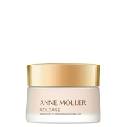 GOLDÂGE Restructuring Night Cream de Anne Möller