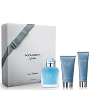 LIGHT BLUE EAU INTENSE Pour Homme Estuche de Dolce & Gabbana