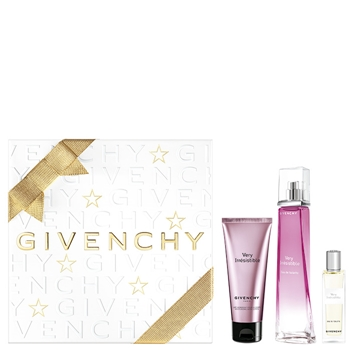 Givenchy VERY IRRÉSISTIBLE Estuche 75 ml Vaporizador + 15 ml Vaporizador + Body Lotion 75 ml