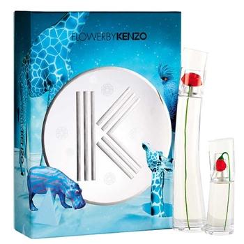 KENZO FLOWER BY KENZO Estuche 50 ml Vaporizador + 15 ml Vaporizador