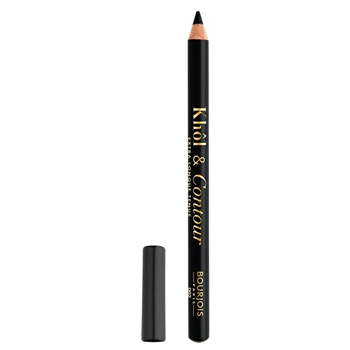 Bourjois Crayon Khol & Contour Nº 02 Ultra Black