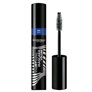 DEBORAH Love My Lashes Mascara Volume Blue