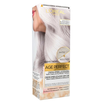 L'Oréal Age Perfect Crema Embellecedora Blanco Perla