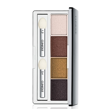 Clinique ALL ABOUT SHADOW QUAD Nº 03 Morning Java