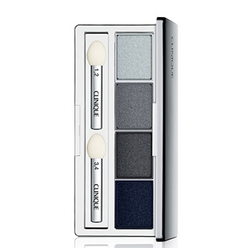 Clinique ALL ABOUT SHADOW QUAD Nº 09 Smoke and Mirrors
