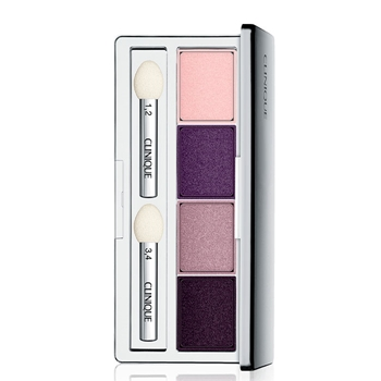 Clinique ALL ABOUT SHADOW QUAD Nº 10 Going Steady
