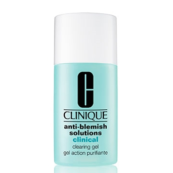 ANTI-BLEMISH SOLUTIONS CLINICAL CLEARING GEL de CLINIQUE