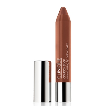 Clinique Chubby Stick Moisturizing Lip Colour Balm Nº 09 Heaping Hazelnut