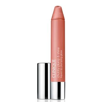 Clinique Chubby Plump & Shine Liquid Lip Plumping Gloss Nº 01 Nude