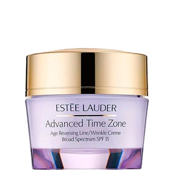 Estée Lauder ADVANCED TIME ZONE AGE REVERSING LINE/WRINKLE CREME PIEL SECA 50 ml