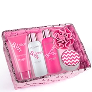 Set de Baño Wild Rose Collection de GUYLOND