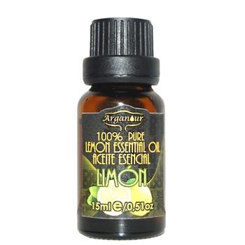 Aceite Esencial Limón de Arganour