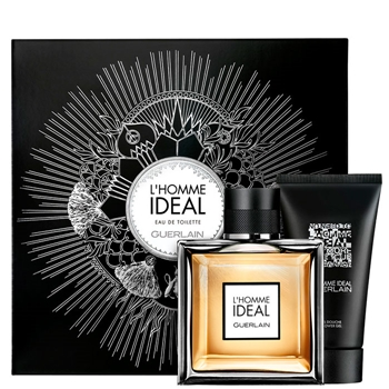Guerlain L'Homme Ideal Estuche 100 ml Vaporizador + Gel de Ducha Integral 75 ml