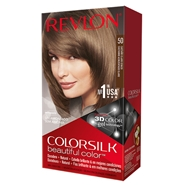 COLORSILK Beautiful Color Nº 50 Castaño Claro Ceniza de REVLON