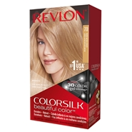 COLORSILK Beautiful Color Nº 70 Rubio Medio Ceniza de Revlon