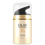 Total Effects Crema Anti-Edad Hidratante SPF15 de Olay