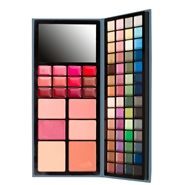 Old School Complete Makeup Palette 74 Colors de IDC
