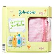 Mi Primera Mochila Rosa de Johnson's Baby