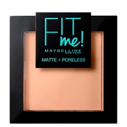 Fit Me ! Matte + Poreless Powder de Maybelline