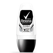 Invisible Black & White Roll On Men de Rexona