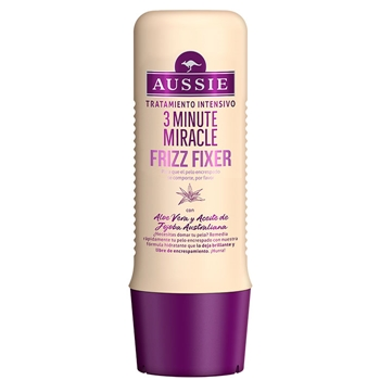 3 MINUTE MIRACLE FRIZZ FIXER TRATAMIENTO INTENSIVO de Aussie