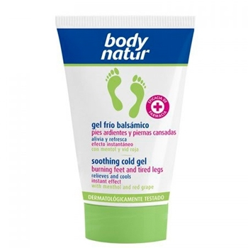 BODY NATUR Gel Frio Balsámico 100 ml