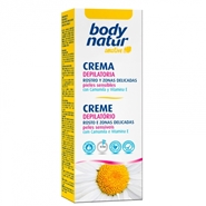 SENSITIVE CREMA DEPILATORIA ROSTRO Y ZONAS DELICADAS de BODY NATUR
