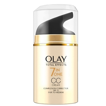 Olay Total Effects CC Cream  50 ml Claro-Medio