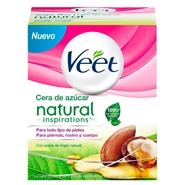 Cera Depilatoria Natural Inspirations de Veet