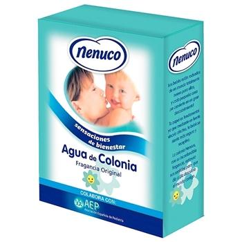 Nenuco Agua de Colonia Cristal 400 ml