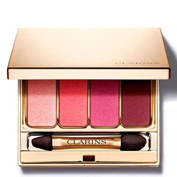 Clarins Palette 4 Couleurs Nº 07 Lovely Rose