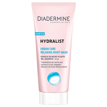 Hydralist Urban Care Relaxing Night Mask de Diadermine