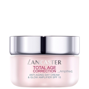 Total Age Correction Amplified Anti-Aging Day Cream & Glow Amplifier de LANCASTER