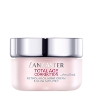 Total Age Correction Amplified Retinol-In-Oil Night Cream & Glow de LANCASTER