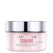 Total Age Correction Amplified Anti-Aging Rich Day Cream & Glow de LANCASTER