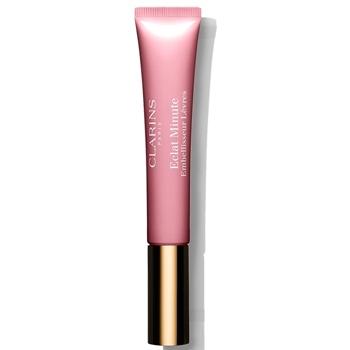 Clarins Eclat Minute Embellisseur Lèvres Nº 07 Toffee Pink Shimmer