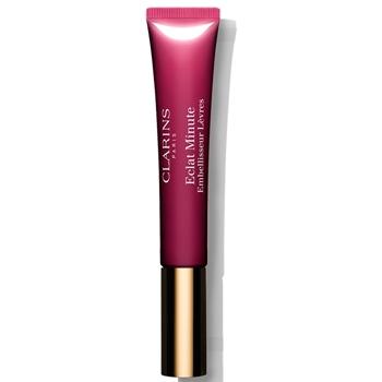 Clarins Eclat Minute Embellisseur Lèvres Nº 08 Plum Shimmer