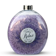 SCENTED RELAX Bath Salts Lavender de IDC INSTITUTE