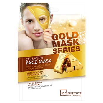 IDC INSTITUTE GOLD MASK COLLAGEN FACE MASK 1 Unidad