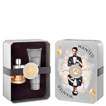 Azzaro Wanted Estuche 50 ml Vaporizador + Gel de Ducha Integral 100 ml