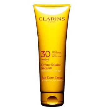 Crème Solaire Sécurité SPF30 de Clarins