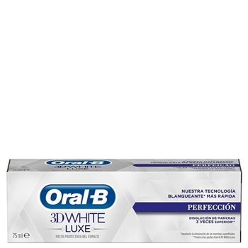 Oral-B 3D White Luxe Perfección Dentífrico 75 ml