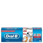 Junior +6 Star Wars Dentífrico de Oral-B