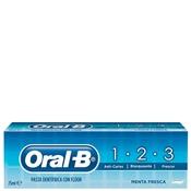 1 2 3 Dentífrico de Oral-B
