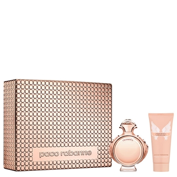 Paco Rabanne OLYMPEA Estuche 80 ml Vaporizador + Body Lotion 100 ml