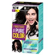 Pure Color Nº 1.0 Vinyl Black de Pure Color